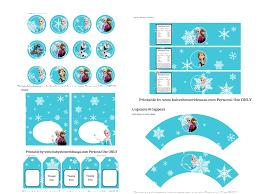 frozen kit para imprimir gratis oh my fiesta frozen party