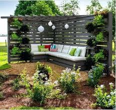 Fence Ideas For Small Backyard Small Backyard Privacy Ideas Fence Ideas For Small