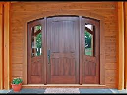 wood and glass exterior doors wood entry doors entry doors wood and glass youtube