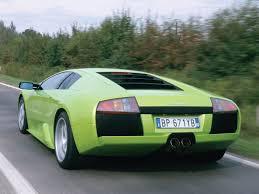 Lamborghini Murcielago Green - lamborghini murcielago 2002 picture 60 of 124