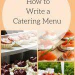 free business plan template catering company haikyu dm