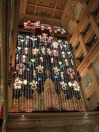 file wanamaker xmas lights jpg wikimedia commons