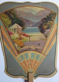hand held fans for church 56 best old church hand fans images on pinterest hand fans
