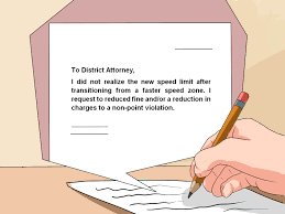 Child Support Letter Agreement How To Write A Letter To The District Attorney With Pictures