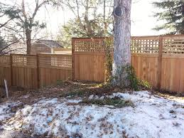 what type of wooden fence is best for your colorado home