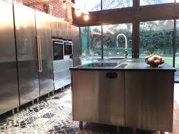 meuble de cuisine inox meubles cuisine inox myfrdesign co