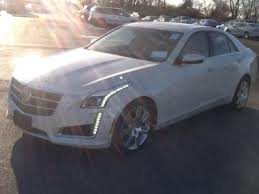 4 door cadillac cts 2014 cadillac cts premium sedan 4 door car for sale auctionexport