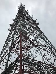 radio tower is this radio tower safe to climb because of radio frequencys and