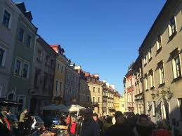 lublin town market poland picture of european legacy