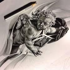 the 25 best cherub tattoo ideas on pinterest angels tattoo
