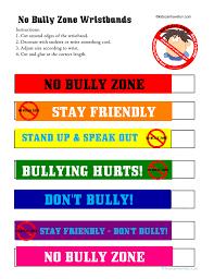 anti bullying worksheets pdf nara colors com