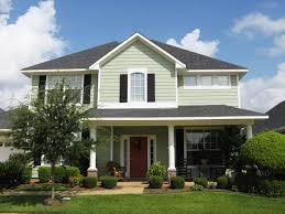 blue grey exterior house color schemes recent best exterior paint