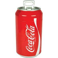Cool Fridge To Keep Your Cans Cool Hold 10 Cans And by Koolatron Coca Cola 8 Can Portable 12v Mini Fridge For Car Boat