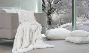 White Throws For Sofas White Faux Fur Sofa Throw Sofa Nrtradiant