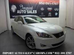 lexus is 250 used cars for sale used lexus is 250 for sale in germany mn 11 used is 250