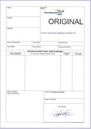 freight forwarder u0027s bill of lading lc