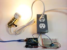 temperature activated light switch turn any appliance into a smart device with an arduino controlled