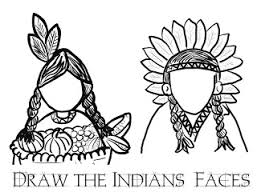 native american indian coloring pages online coloring pages