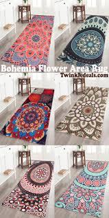 8306 best decoandbloom com home decor inspiration community bohemia flower area rug