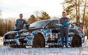 subaru rally racing rally u2013 subaru rally team usa releases 2015 car and livery