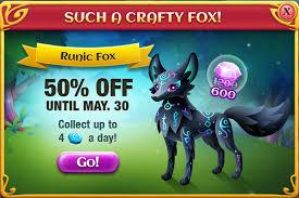 runic fox may 23 2017