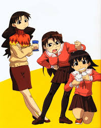 azumanga daioh the animation azumanga daioh my anime shelf