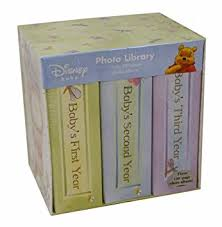 winnie the pooh photo album winnie the pooh photo library three 100 page photo