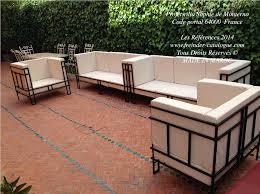Mobilier Terrasse Design Design Mobilier Jardin En Fer Nantes 1833 Mobilier Nitro