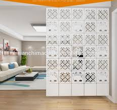 Retractable Room Divider by Home Decorative China Supplier Customized Color Retractable Room