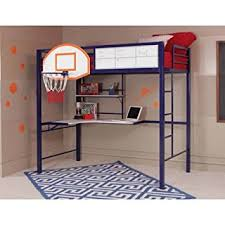 Modern Bunk Beds For Boys Awesome Modern Boys Loft Bunk Bed With