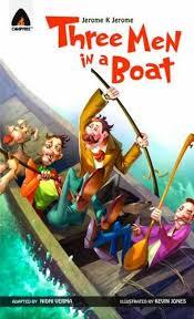 three men in a boat volume comic vine