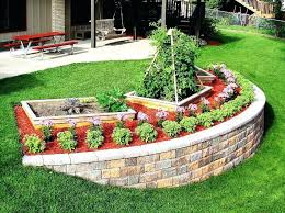 landscaping retaining wall ideas download landscape retaining wall