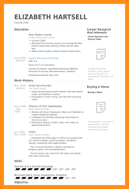 Home Child Care Provider Resume 16 Sample Child Care Resume Agenda Example