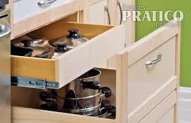 tiroirs de cuisine fabriquer un module de cuisine avec tiroirs plans et patrons