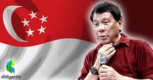 Burning Red Flag Was Duterte U0027s Remark On Burning The Singapore Flag Just A U0027joke