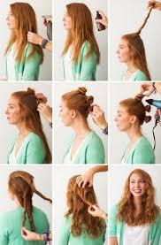 Schnelle Frisuren F Lange Haare Mit Pony by Schnelle Frisuren Für Langes Haar Mode Frisuren