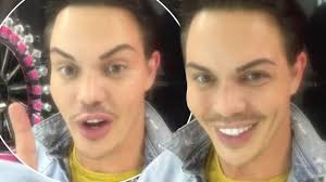 human ken doll before and after i u0027m just swollen u0027 towie star bobby norris responds to cruel