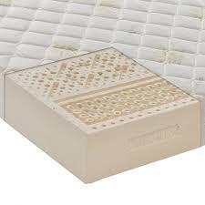 materasso 100 lattice naturale materasso 100 lattice con 7 zone differenziate mod