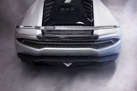 Lamborghini Huracan With Spoiler - lamborghini huracan body kits u0026 verona edizione program carbon