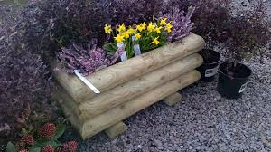 15 best photos of garden planters product wooden herb garden