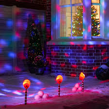christmas sticks with lights three christmas kaleidoscope led light sticks