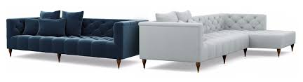 Square Chesterfield Sofa by Ms Chesterfield Interior Define