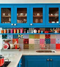 cuisine coloree faience coloree cuisine meilleur idées de conception de maison