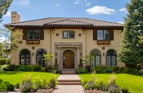 Mediterranean Homes 2 1 Million Mediterranean Style Home In Denver Co Homes Of The