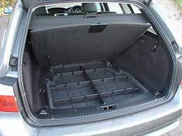 Bmw X5 7 Seater Boot Space - bmw 5 series touring review 2003 2010 parkers