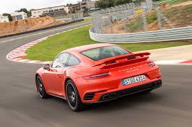 porsche carrera red 2016 porsche 911 turbo s review first drive motoring research
