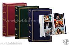 pioneer 3 ring photo albums pioneer classic 3 ring binder photo album 504 x 4x6 10x15 cm