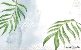 tropical desktop wallpaper download damask u0026 dentelle blog
