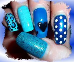 nail art maxresdefault easy blue nail art navy ideas and