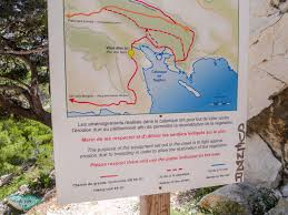 South Of France Map by A Day In Calanques National Park Marseille Laugh Travel Eat